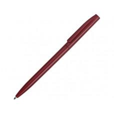 Ручка пластиковая шариковая «Reedy», бордовый