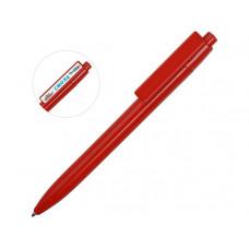 Ручка пластиковая шариковая «Mastic» под полимерную наклейку, красный