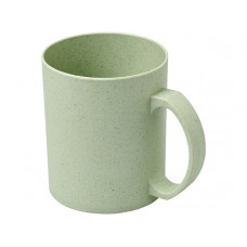 Чашка из пшеничной соломы Pecos 350мл,  мятный