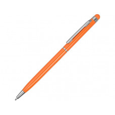 Ручка-стилус металлическая шариковая