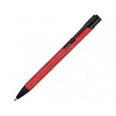 Ручка металлическая шариковая «Crepa», красный/черный