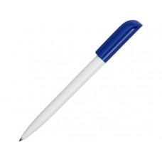 Ручка пластиковая шариковая «Миллениум Color CLP», белый/синий
