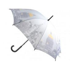 Зонт-трость полуавтоматический «Москва – Санкт-Петербург»