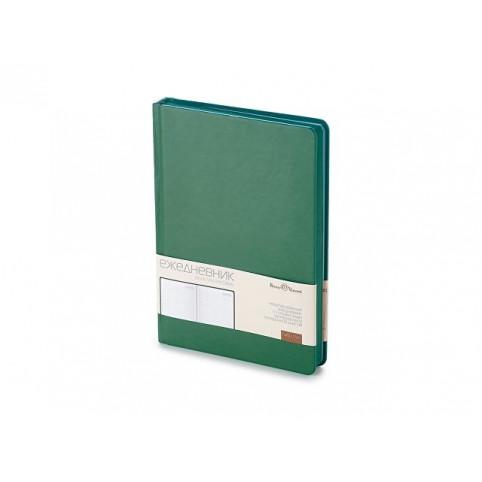 Ежедневник А5 недатированный «Citizen», зеленый